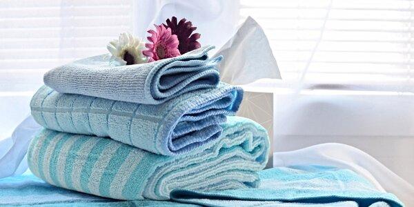 Sety rychleschnoucích osušek a ručníků