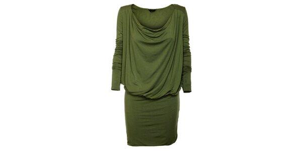 Dámské zelené šaty Guess