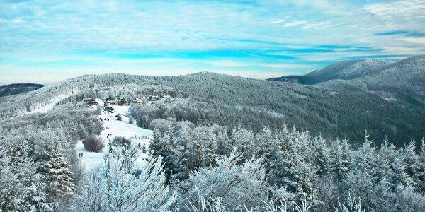 Zima v Beskydech: 3–8 dní se saunou a polopenzí