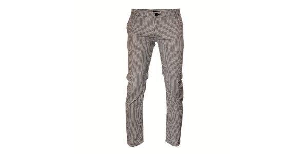 Pánské proužkované kalhoty Pietro Filipi