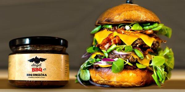 Do obou ruk  vítěz mezi ostravskými burgery 83d99bad11