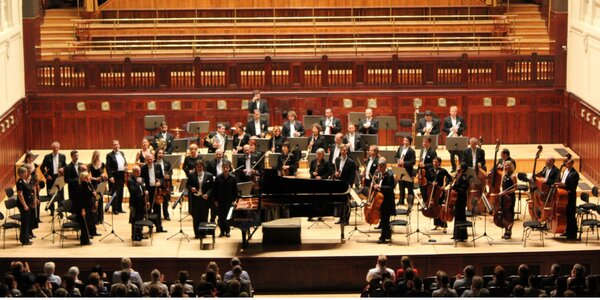 Novoroční gala koncert v Obecním domě