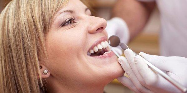 Dentální hygiena: oslňte krásným zdravým úsměvem