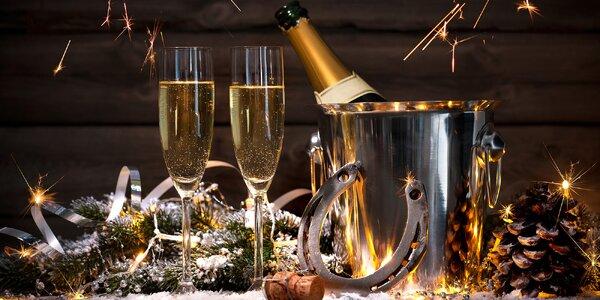 Silvestr na Lipně: 4-6 dní vč. novoročních oslav