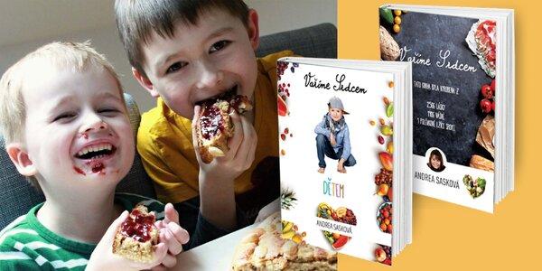 1103 zdravých receptů pro děti i dospělé