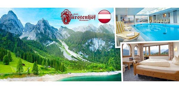 Až 6 dní v alpském 4* spa hotelu pro celou rodinu