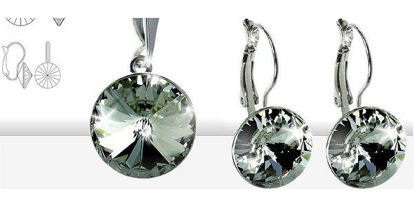 Souprava šperků s krystaly SWAROVSKI