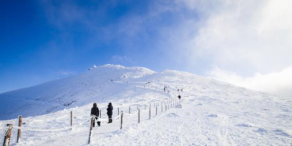 Zimní či jarní odpočinek v Krkonoších s wellness