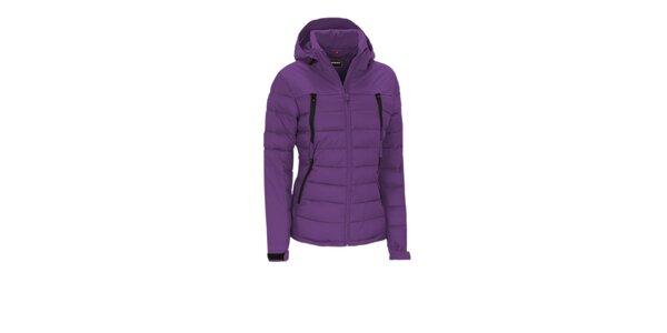 Dámská fialová funkční outdoorová bunda Meier