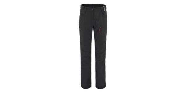 Dámské černé outdoorové funkční kalhoty Maier