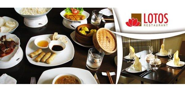 429 Kč za tradiční čínské menu DIM SUM pro DVĚ osoby!
