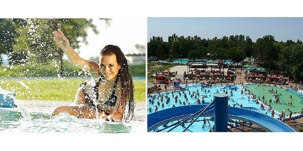 Týdenní pobyt pro 2 osoby v Thermalparku Dunajská Streda