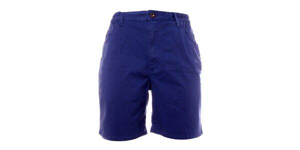 Dámské modré šortky TBS
