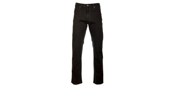 Pánské tmavě šedé džíny TBS