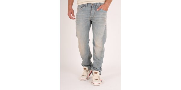 Pánské světle modré džíny Pepe Jeans