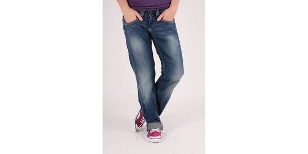 Široké dámské džíny Pepe Jeans
