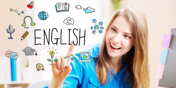 Roční online kurz angličtiny pro všechny úrovně