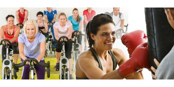 Vstup nebo 5 vstupů na cvičení dle výběru