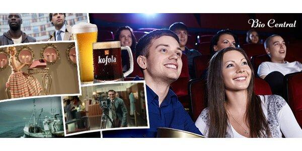 10 přenosných vstupenek na filmové Summer Nights + nápoje
