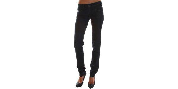 Dámské úzké džíny v barvě noci Diesel