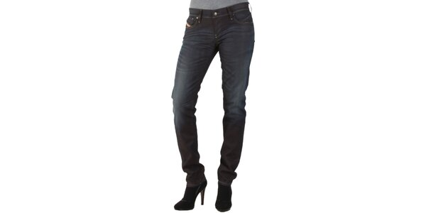 Dámské černé džíny Diesel