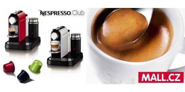 100 Kč za slevový kupón v hodnotě 1000 Kč na Nespresso DeLonghi nebo Krups!