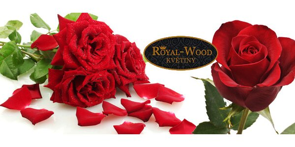 Růže, tulipány, gerbery a další květiny
