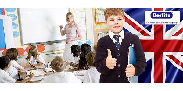 Letní jazyková škola angličtiny pro děti