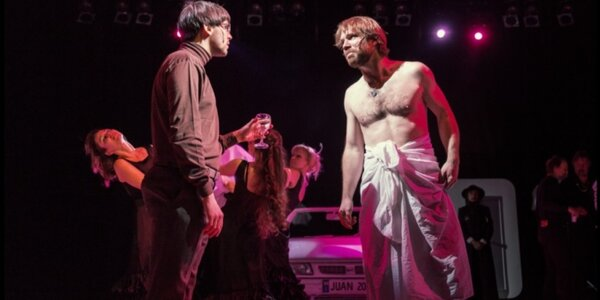Vstupenka na divadelní představení Don Juan