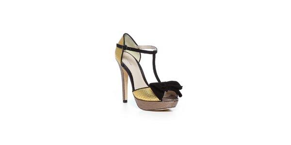 Boty na vysokém podpatku do Burne
