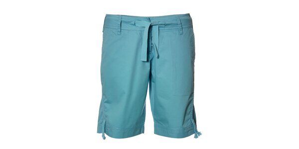 Dámské tyrkysově modré šortky Northland