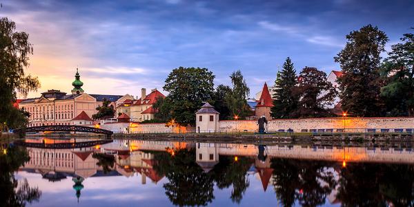 Ubytování a gastro zážitek v Českých Budějovicích
