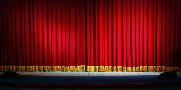 Vstupenka na divadelní představení Funny Girl
