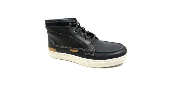 Pánské černobílé boty Timberland
