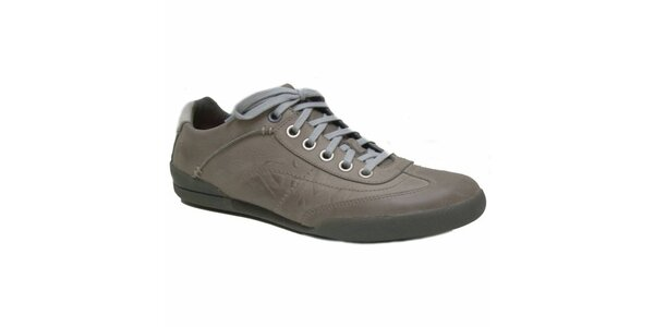 Pánské šedobéžové šněrovací boty Timberland
