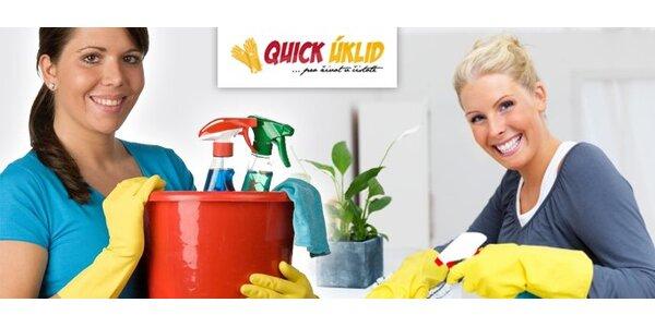 119 Kč za kompletní úklid vašeho bytu, garáže či sklepa!