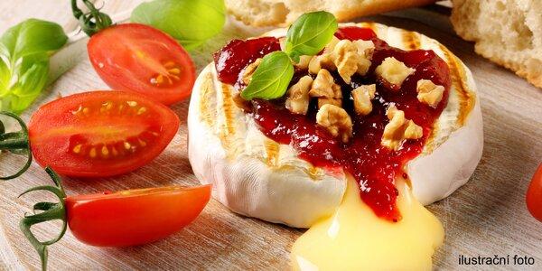 Z grilu na váš stůl: 2 skvělé hermelíny s toustíkem