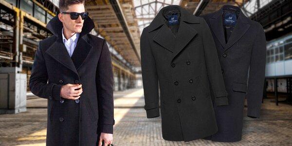 Luxusní pánské kabáty Guns&Tuxedos