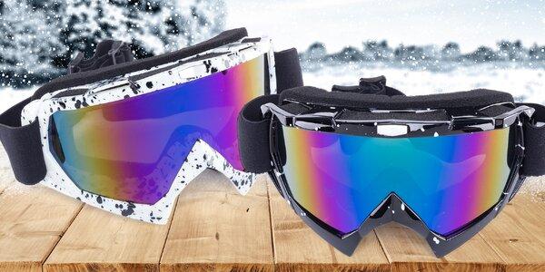 Zimní lyžařské a snowboardové brýle