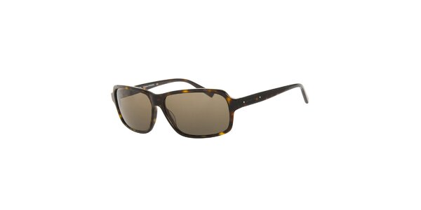 Pánské klasické žíhané sluneční brýle Michael Kors
