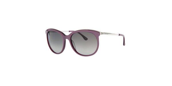 Dámské brýle s fialovými obroučky Michael Kors