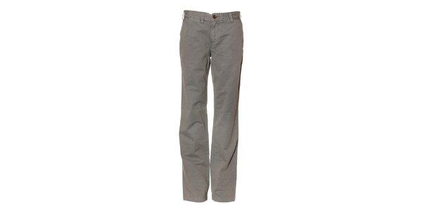 Pánské šedozelené kalhoty Bendorff