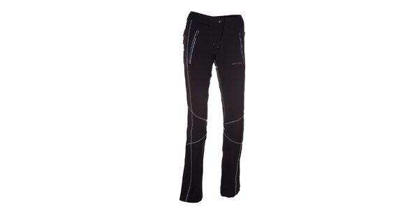 Dámské černé sportovní elastické kalhoty Envy