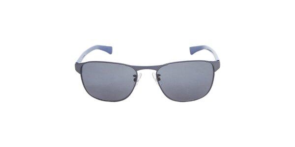 Dámské šedo-modré sluneční brýle Calvin Klein