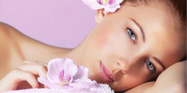 Perfektní pleť díky ošetření přírodní kosmetikou