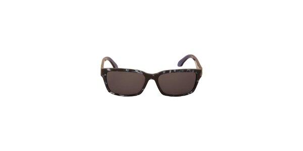 Dámské temně modré sluneční brýle Calvin Klein