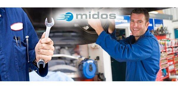 99 Kč za kompletní prohlídku všech mechanických částí vašeho vozidla!