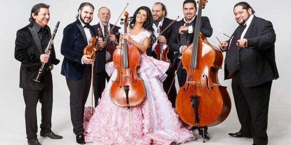 Vstupenka na jedinečný koncertní zážitek: CIGÁNSKI DIABLI