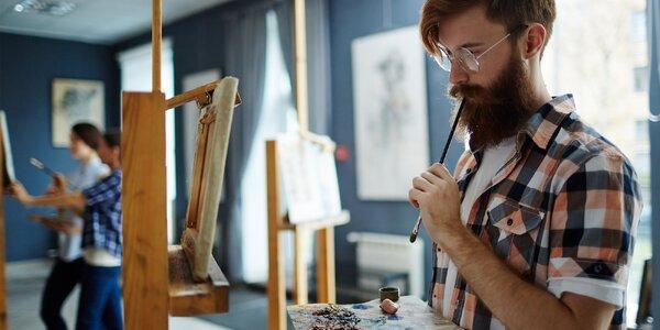 Dlouhodobé výtvarné kurzy pro děti i dospělé