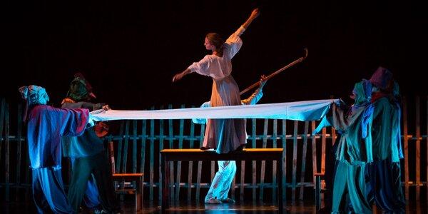 Vstupenka na představení Pražského komorního baletu